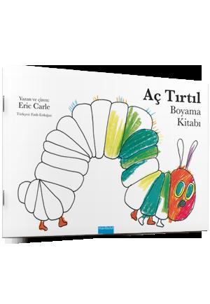 Aç Tırtıl Boyama Kitabı Mavibulut Yayıncılık Her çocuğa Iyi